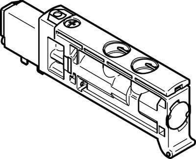 Festo Vuvb St12 M52 Mzh Qx D 1t1 558369 Solenoid Valve Ot