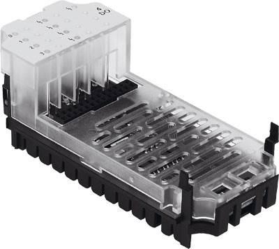 195708 CONNECTOR BLOCK FESTO CPX-AB-8-KL