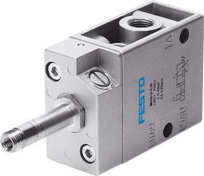 ONE NEW FESTO solenoid valve MFH-3-M5
