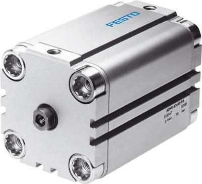 Festo 156534 Model ADVU-32-25-P-A Compact Cylinder