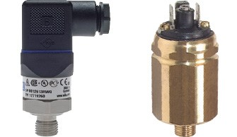 Pressure gauge transducer - Pressure switch - Vacuum switch
