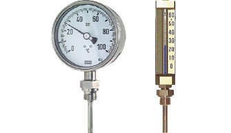 Thermometer - Temperature switches - Thermostat