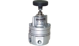Precision pressure regulator - Proportional pressure regulator