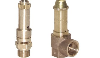 Safety valves - Pressure limiting valves