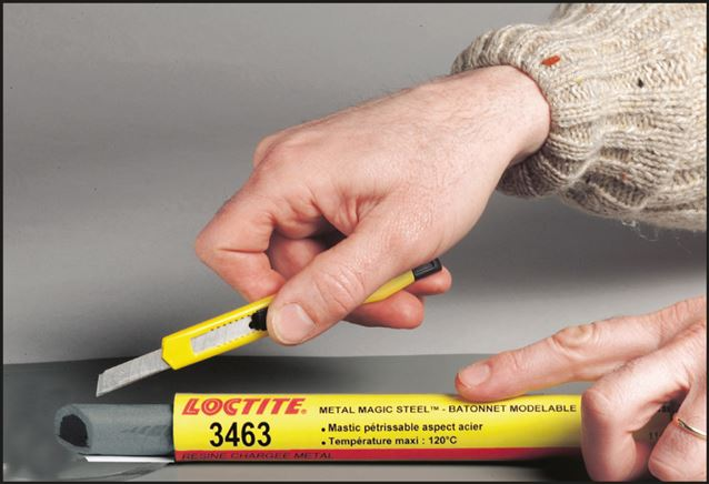 Metal Magic Steel (TM) Stick, LOCTITE