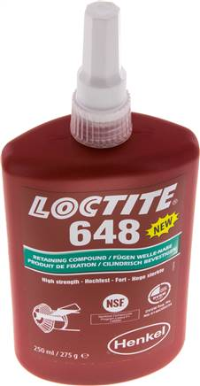 Anaerobic joint connection, Loctite, 250 ml, highstrength of Henkel