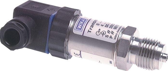 Pressure gauge transducer, 0,2% of the span