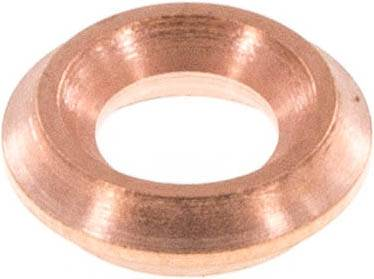 "Pressure gauge profiled seal, Copper, G 1/4"" (DR 14 MANO CUA)"