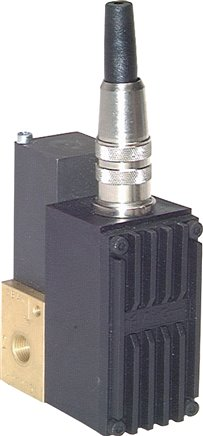 Proportional pressure regulator valves with electronic control (will be discontinued)