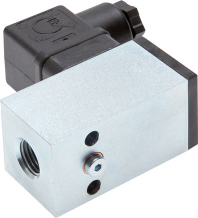Pressure switches with female thread or for flange assembly, up to 400 bar