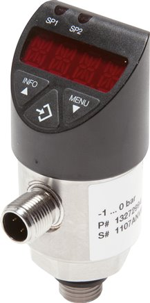 Electronic pressure switches, up to 600 bar