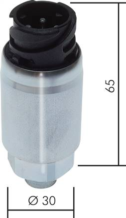 Pressure switches - with bayonet connection IP 67, up to 200 bar
