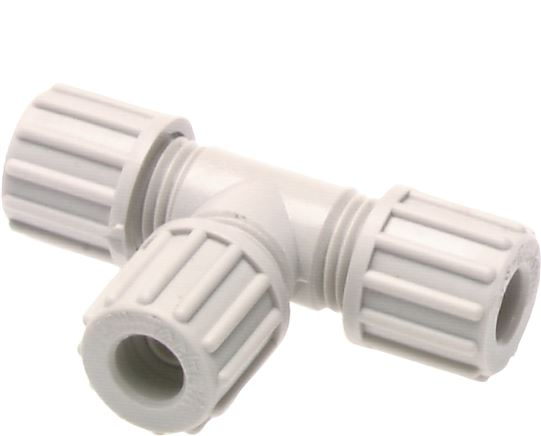T-hose connections