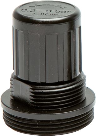 Spring hoods for pressure and filter regulators - Multifix