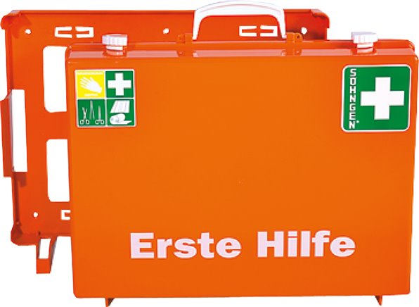 First-aid kit, DIN 13157 / DIN 13169