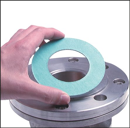 Flange seals DVGW & BAM tested, TA air certified, recommended by KTW