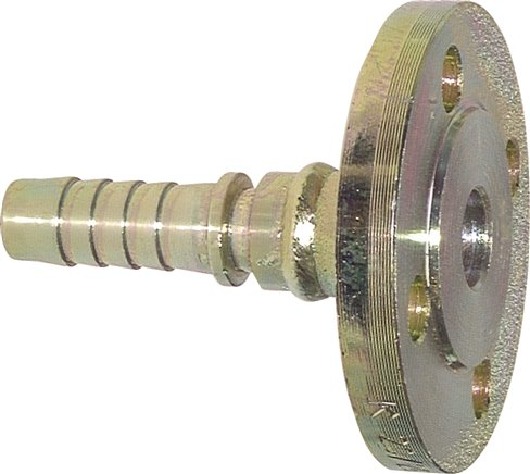 Fixed flange, Dimensions according to DIN EN 14423 / DIN 2826