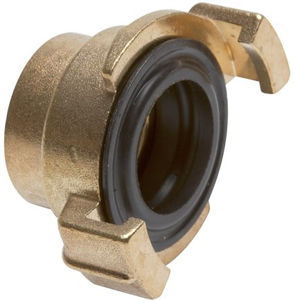 Garden hose - Quick couplings with female thread, 40 mm
