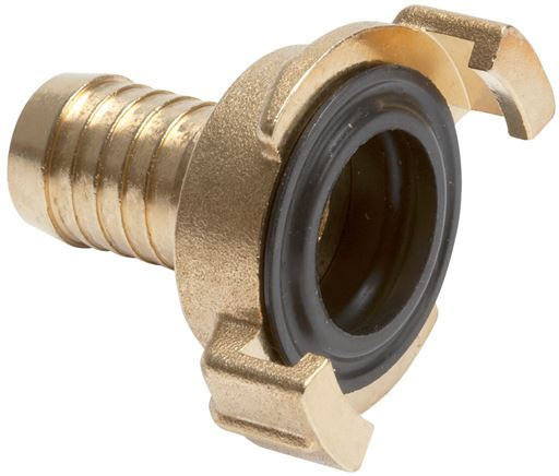 Garden hose - Quick couplings with hose screw connection, 40 mm