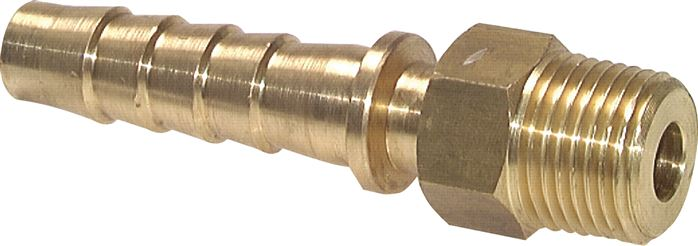 Threaded nozzle, Dimensions according to DIN EN 14423 / DIN 2826