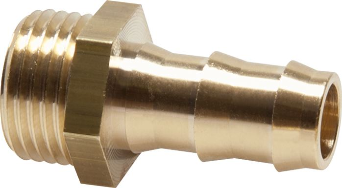 Push in fittings threaded nozzles, PN 15