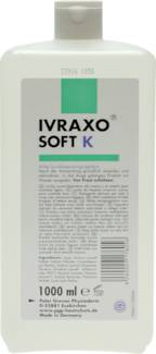 Shower gel - mild, full-body cleansing lotion, IVRAXO Soft K (will be discontinued)