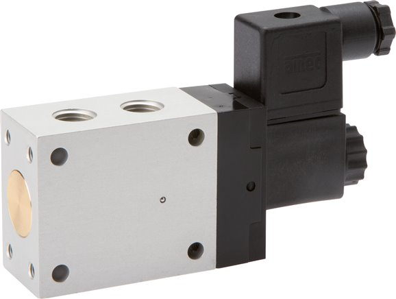 3/2-way solenoid valves, Series M