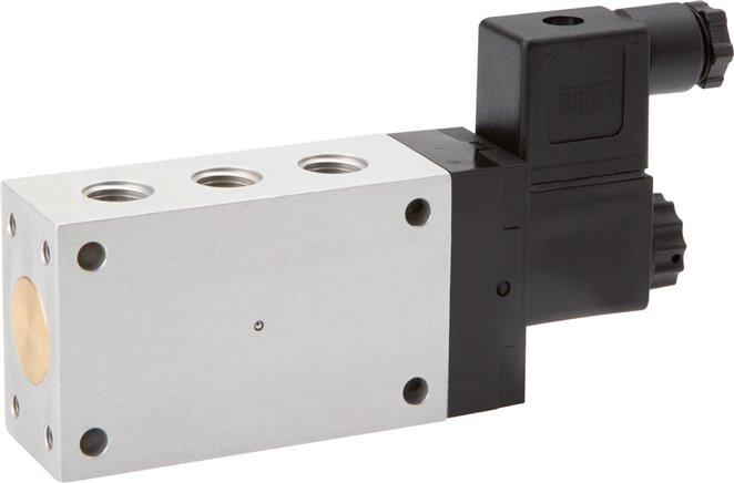 5/2-way solenoid valves, Series M