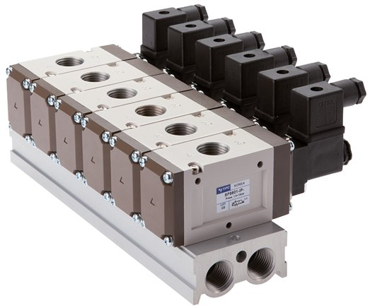 Manifolds, for model series SF6000