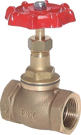 Sleeve shut-off valves, PN 16