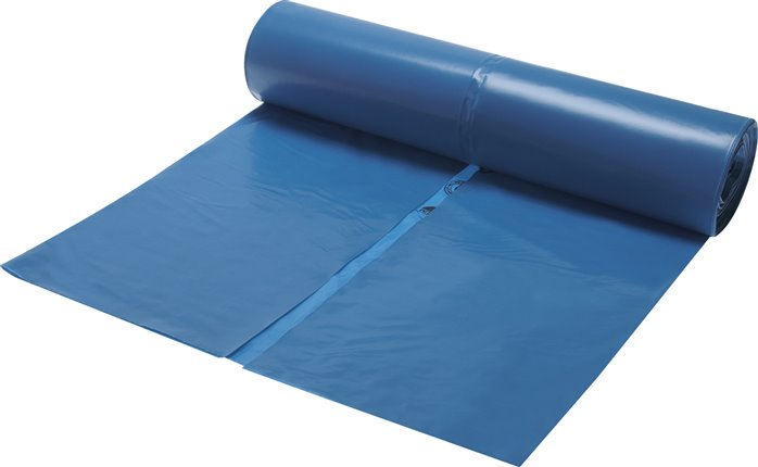 Rubbish bags and sacks (premium quality), Polyethylene (PE)
