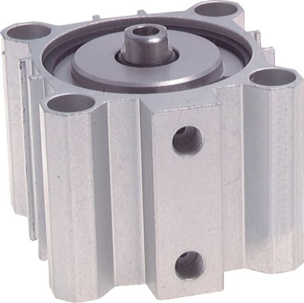 Double acting short stroke cylinder, double acting, ND