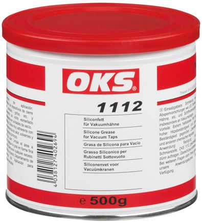 OKS 1112 - silicone grease for vacuum valves