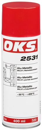 OKS 2531 - aluminium metallic spray