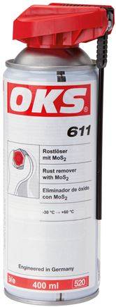 OKS 611 - Rust remover with MoS2