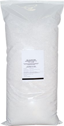 Oil binding agents (absorbent litter)