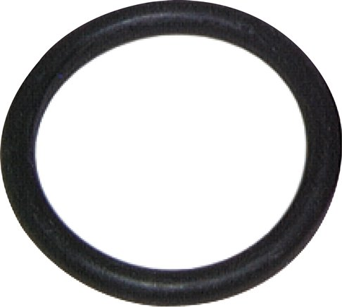 O-rings for connecting nipple on garden hose hose-clamps
