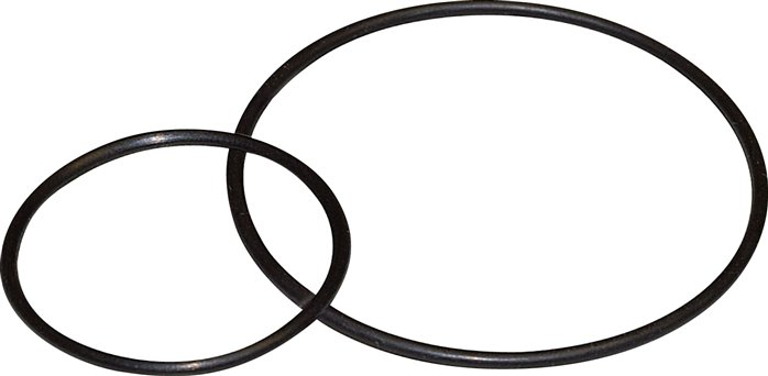 Replacement O-rings for container seal - Mini & Standard
