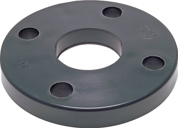 Loose flanges PVC-U, PN 16/10