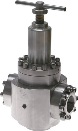 Pressure regulator, Kv value up to 12.6 m³/h, up to 15000 l/min*