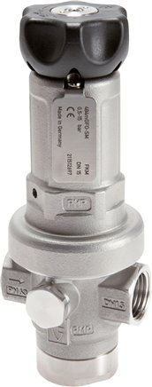 Precision pressure regulators, up to Kv value 12,7 (m³/hr.), up to 15000 l/min*