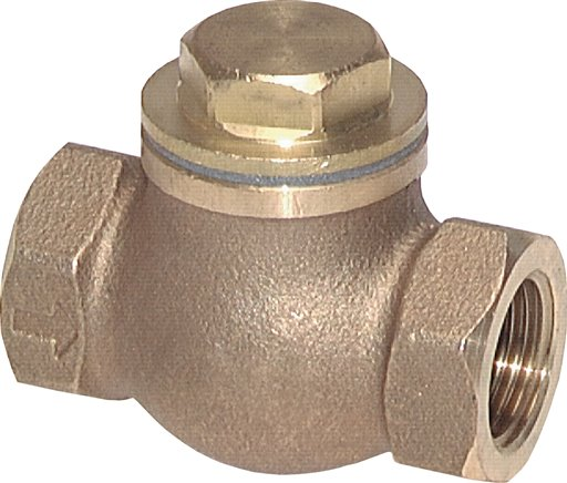 Check valves, heavy design, up to 20 bar