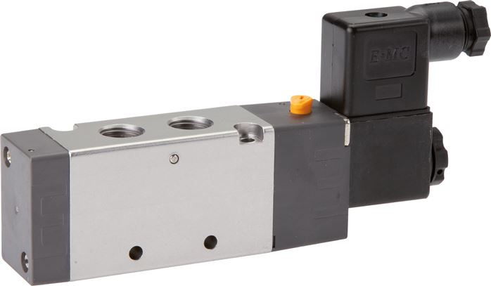 "5/2-way and 5/3-way solenoid valves G 1/4"", model series RV30"