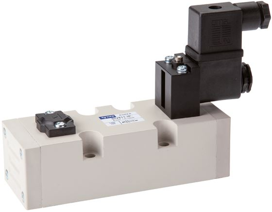 5/2-way solenoid valves (ISO 5599-1) Size 2 - SIV500 model series
