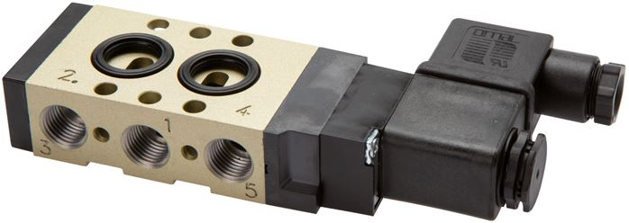 "5/2-way NAMUR solenoid valves G 1/4"", Series SN3000"
