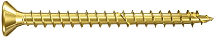 Particle board screws with countersunk head with TORX drive, FISCHER