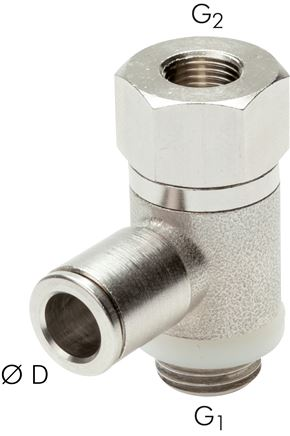 Pilot operated check valves, MSV