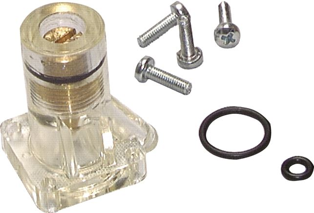 Replacement drip caps for lubricators - Mini & standard