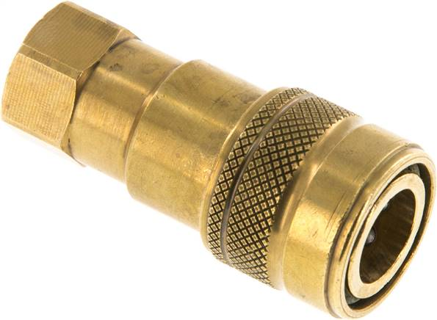 Hydraulic coupling ISO 7241-1B, Sleeve, G 1/8