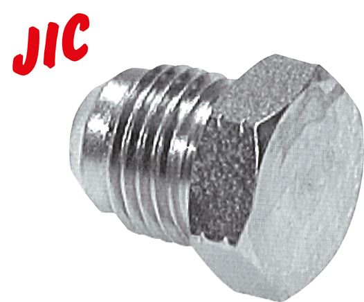 Locking screws with JIC-thread, up to 310 bar